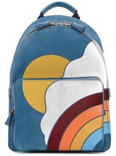 мини рюкзак Silver Cloud Anya Hindmarch