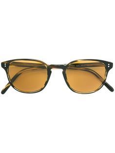 "солнцезащитные очки ""Fairmont"" Oliver Peoples"