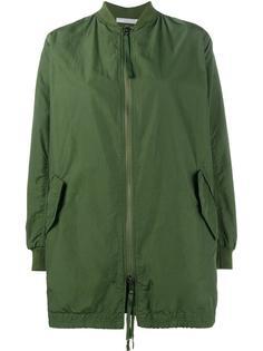 удлиненная куртка-бомбер Vince
