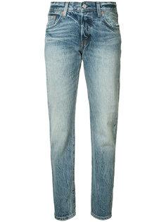 джинсы прямого кроя Levis