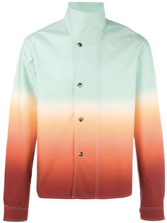 куртка с воротником-стойка JW Anderson