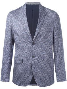 пиджак с цветочным принтом Etro