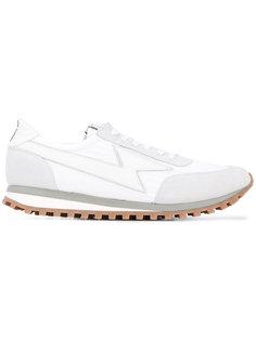 кроссовки на шнуровке Marc Jacobs