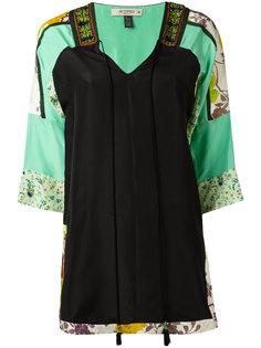 блузка с рукавами три четверти Etro