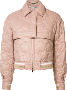укороченная куртка-бомбер Stella McCartney