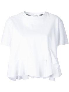 66c8b594c12d Футболки с оборками – купить футболку в интернет-магазине | Snik.co ...