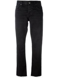 укороченные брюки прямого кроя  Current/Elliott