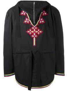 анорак с вышивкой Stella McCartney