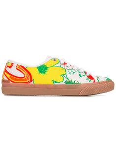 кроссовки с цветочным принтом Stella McCartney