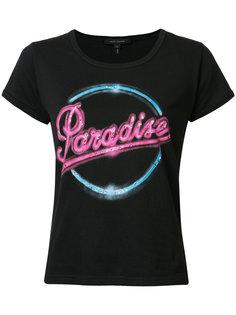 футболка Paradise 70s Marc Jacobs