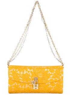 кружевной клатч Taormina Dolce & Gabbana