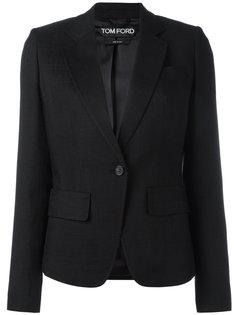 приталенный пиджак Tom Ford