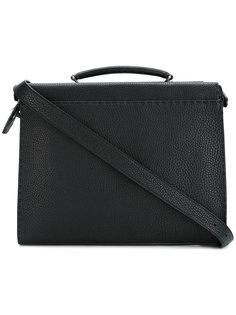 портфель на молнии Fendi