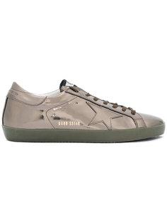 кроссовки на шнуровке Golden Goose Deluxe Brand