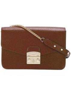сумка с цепочной лямкой на плечо Furla