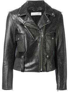 байкерская куртка Chiodo  Golden Goose Deluxe Brand