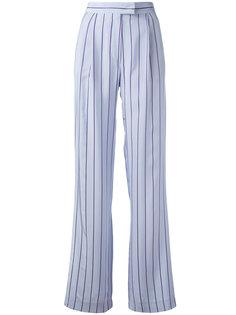 брюки в полоску Etro