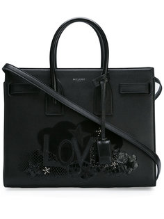 сумка-тоут Sac de Jour Love Saint Laurent