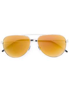 солнцезащитные очки-авиаторы Classic 11 Saint Laurent Eyewear