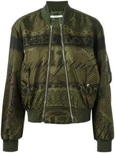 куртка-пуховик Givenchy