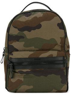 камуфляжный рюкзак George Moncler