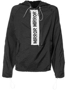 куртка анорак Mirror Mirror Off-White