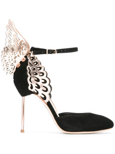 туфли с отделкой в форме крыльев Sophia Webster