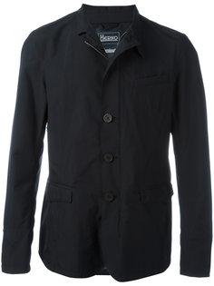 пиджак с высоким воротником Herno