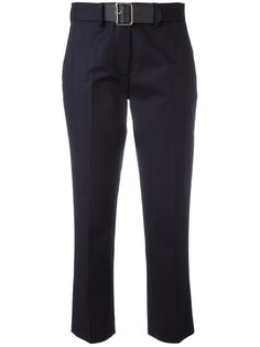 брюки-чинос с ремнем  Moncler