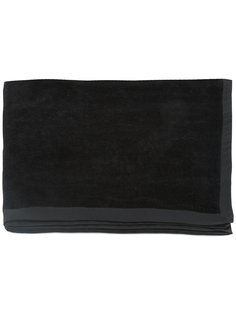 полотенце с вышитым логотипом  Givenchy