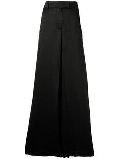брюки палаццо Valentino