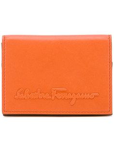 бумажник с логотипом Salvatore Ferragamo