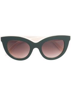 """солнцезащитные очки """"кошачий глаз"""" Victoria Beckham"""