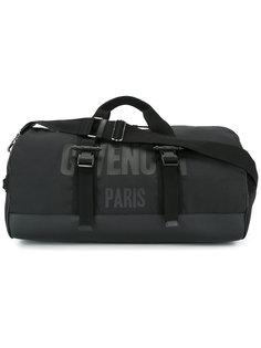 дорожная сумка с принтом логотипа Givenchy