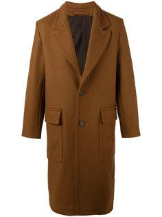 классическое пальто  Ami Alexandre Mattiussi