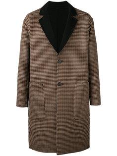 пальто свободного кроя Ami Alexandre Mattiussi