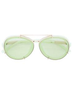 солнцезащитные очки в круглой оправе 3.1 Phillip Lim