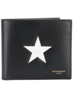 бумажник с элементом звезды Givenchy