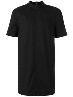 классическая рубашка  Rick Owens DRKSHDW