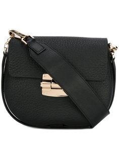 маленькая сумка-седло Club Furla