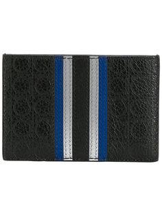 бумажник со вставкой в полоску Salvatore Ferragamo