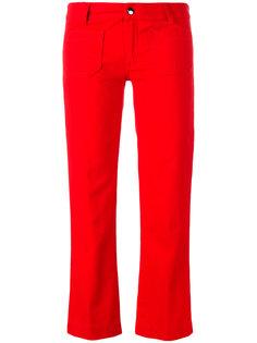 укороченные джинсы прямого кроя The Seafarer