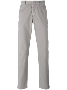 брюки прямого кроя Z Zegna