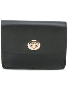 сумка через плечо с поворачивающимся замком Coach