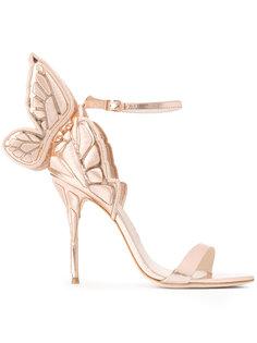 босоножки с отделкой в виде бабочки Sophia Webster