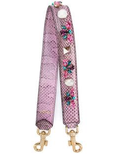 плечевой ремень с блестящей отделкой Dolce & Gabbana
