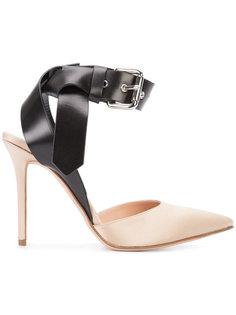 туфли-лодочки с ремнем на щиколотке Monse