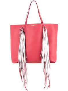 сумка-шоппер с бахромой Sara Battaglia