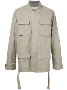 куртка рабочего стиля  Off-White