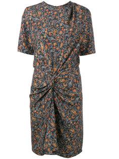 платье с растительным принтом  Isabel Marant